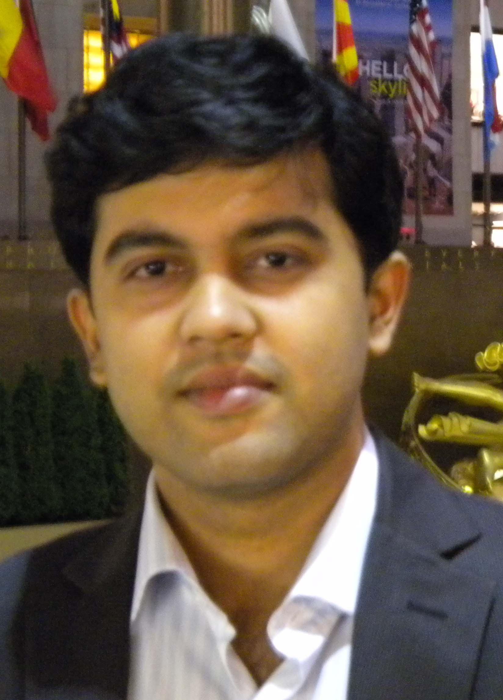 Sumit Maniyar, CFA, Co-Founder, Function Space