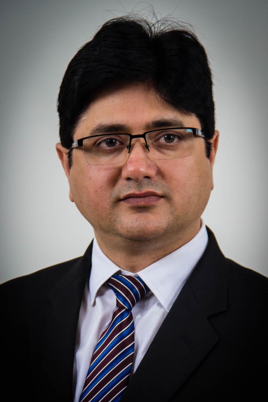 Dr Deependra Kumar Jha