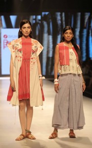Pic 3 - Models wearing the creations at Pearl Portfolio 2017